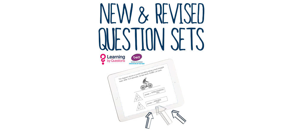New and revised Question Sets September 24th 2019