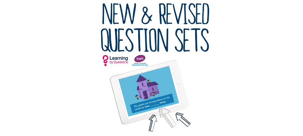 New and Revised Question Sets 3rd June 2019