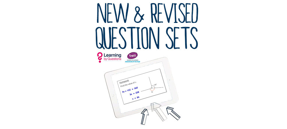 New and revised Question Sets July 15th 2019