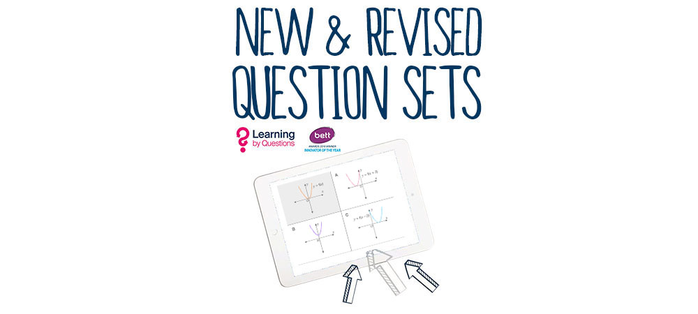 New and Revised Question Sets December 3rd 2019