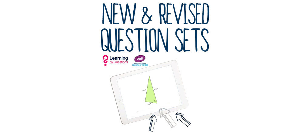 New and revised Question Sets July 29th 2019