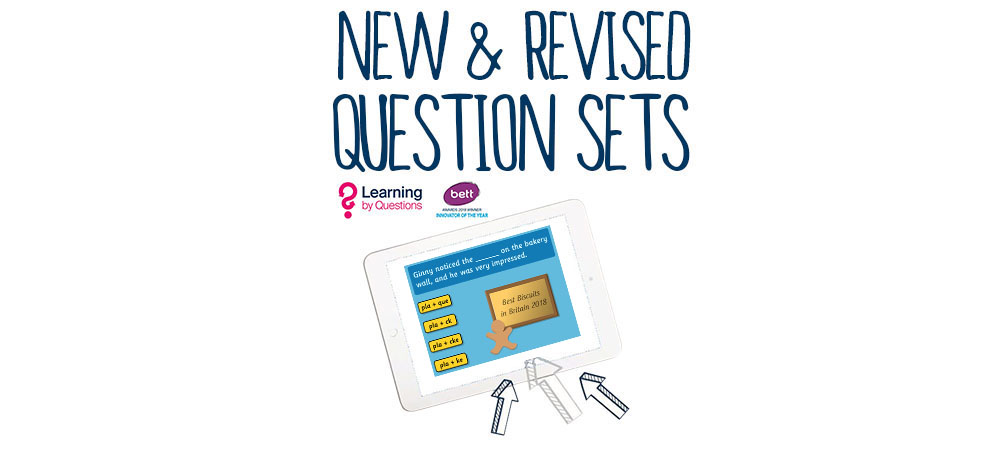 New and Revised Question Sets 10th October 2019