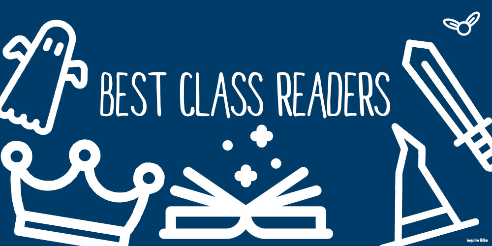 Best class readers according to Twitter
