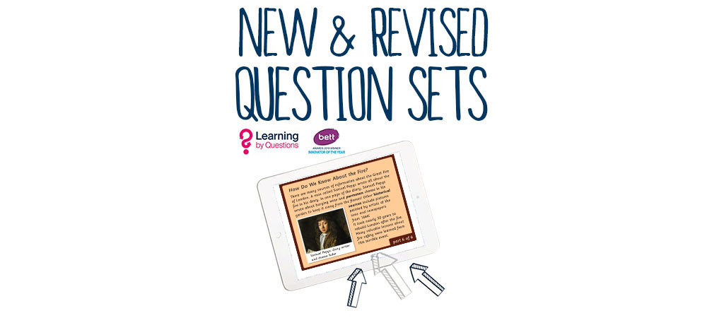 New and revised Question Sets 3rd March 2020
