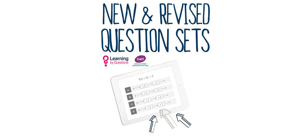 New and revised Question Sets November 7th 2019