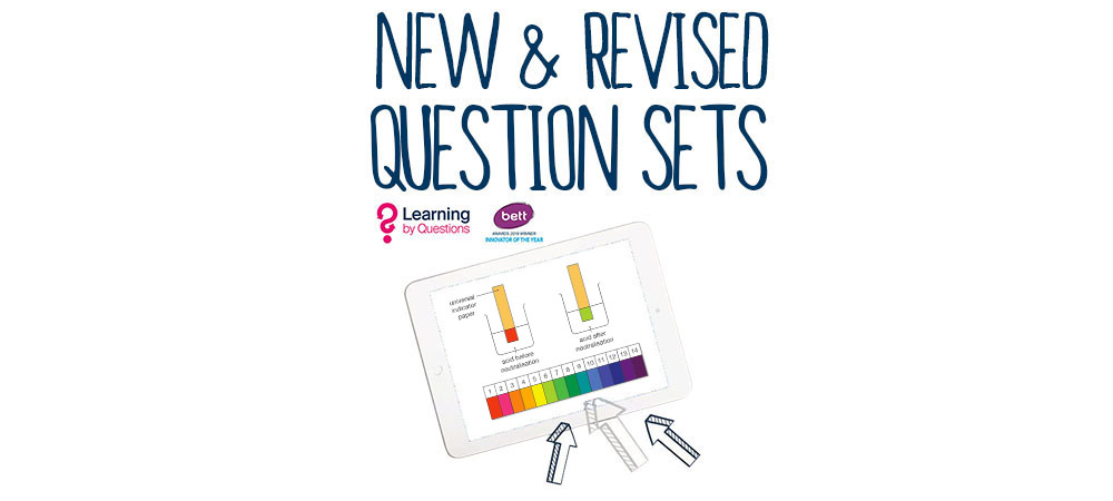 New and Revised Question Sets 1st July 2019