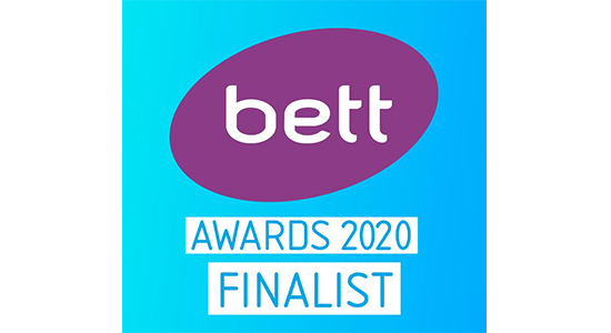 LbQ selected as a finalist for three awards at Bett 2020