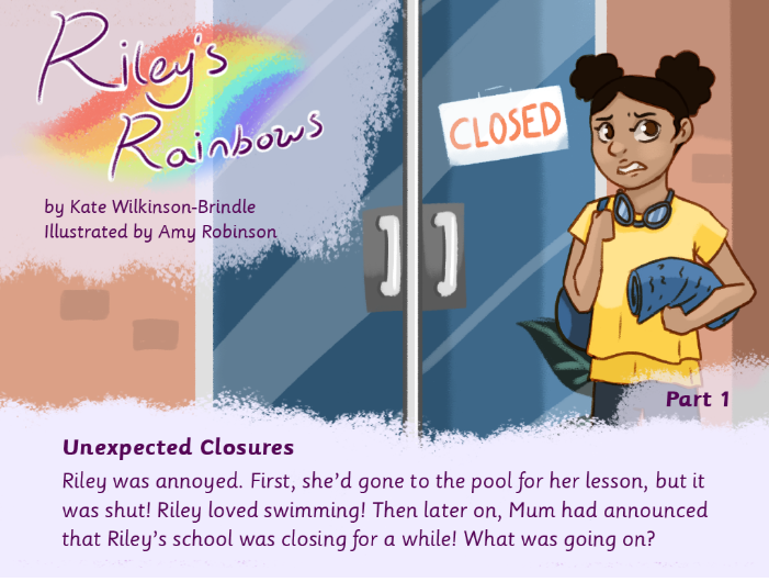 Riley's Rainbows